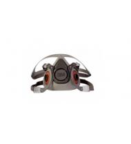 3M™ 6200 半面(傳統式)防護面罩
