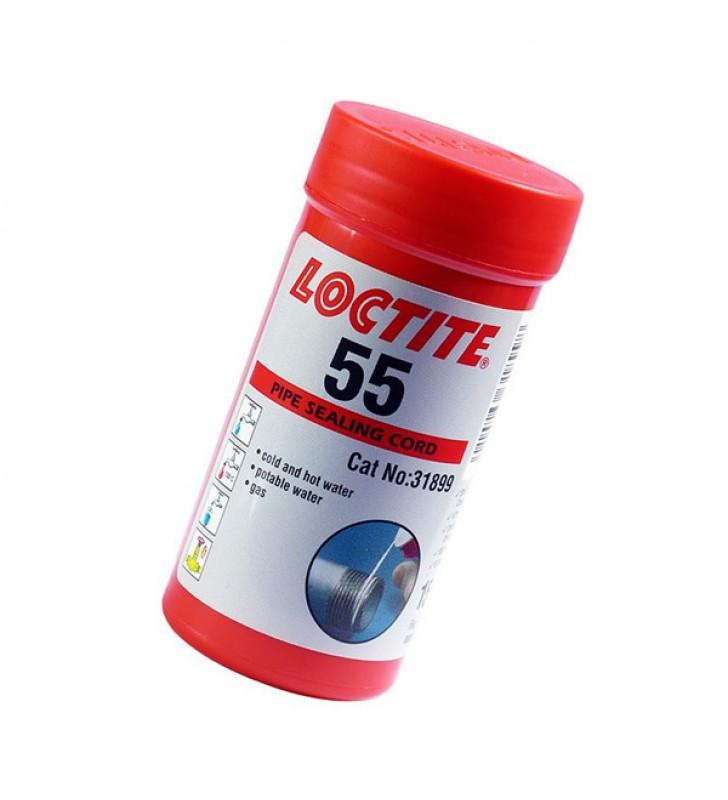 樂泰/ LOCTITE 55 管螺紋密封膠