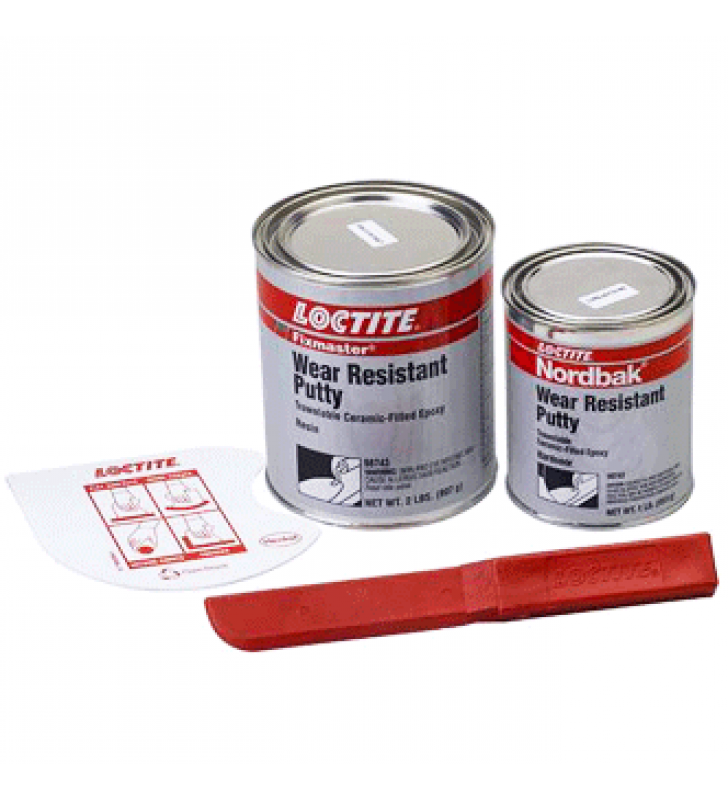 LOCTITE PC 7222 Fixmaster Wear Resistant Putty