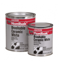 樂泰 96443 耐磨修補劑 Loctite Nordbak Brushable Ceramic White