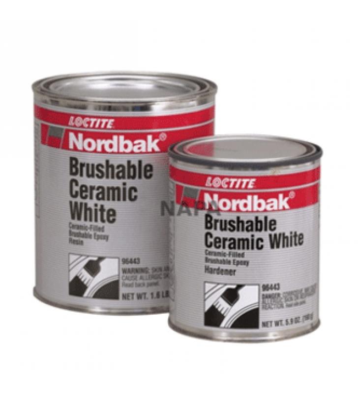 Loctite Nordbak Brushable Ceramic White